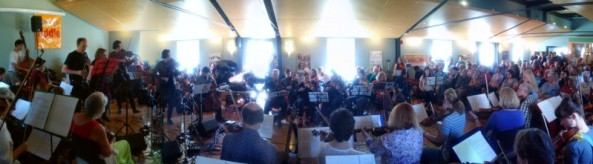 World Fiddle Day Toronto 2015